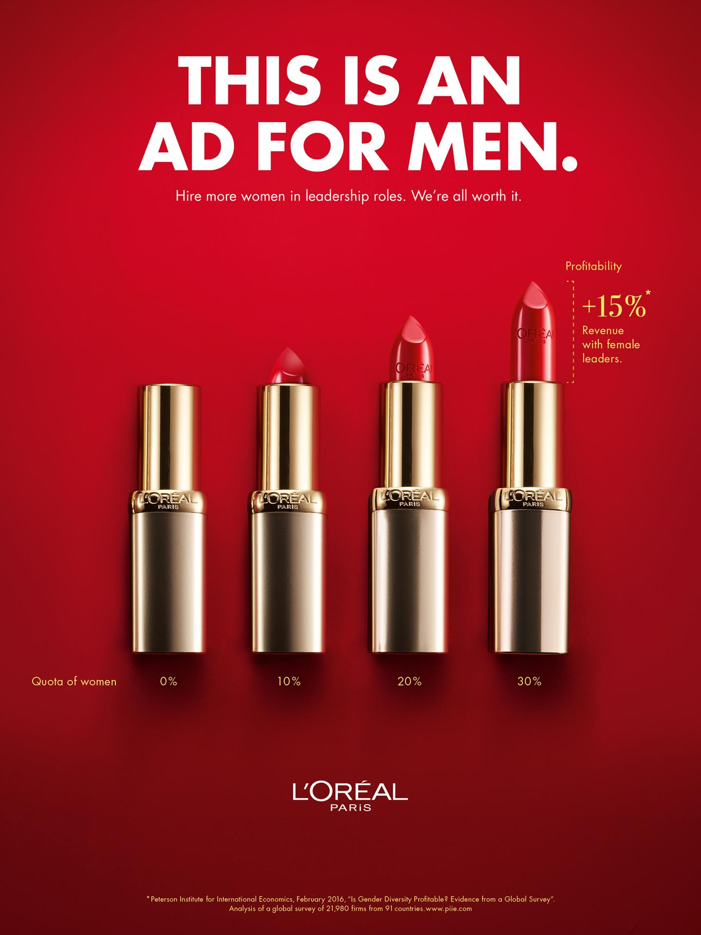 Loreal for men