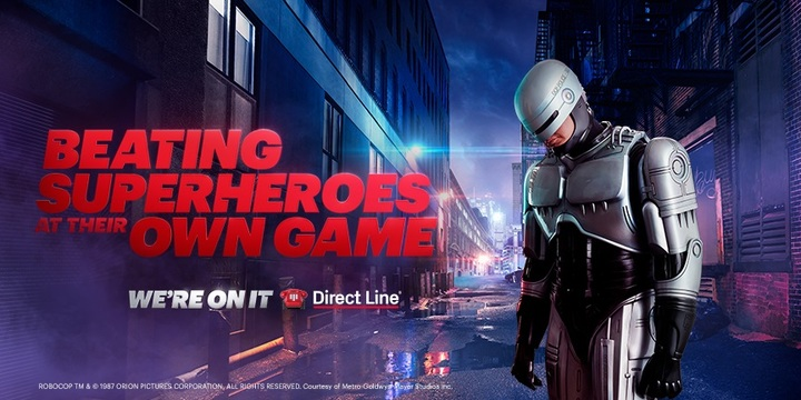 Direct line robocop