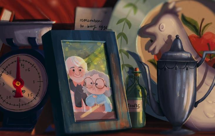 Loneliness animation